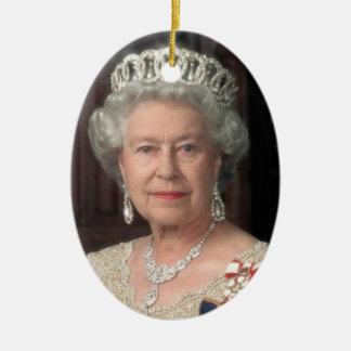 女王のオーナメント セラミックオーナメント