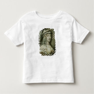 女王のクリスティーナ寓話的なポートレートの トドラーTシャツ