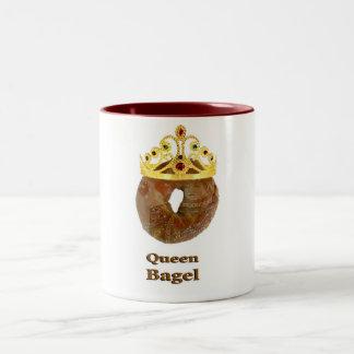 女王のベーゲル ツートーンマグカップ