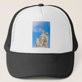 女王の彫像 キャップ