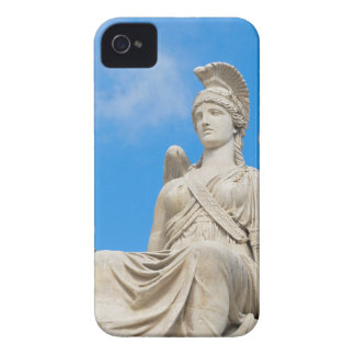 女王の彫像 Case-Mate iPhone 4 ケース