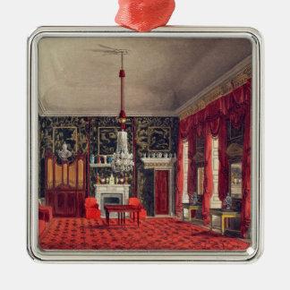 女王の朝食室、Buckinghamの家 メタルオーナメント