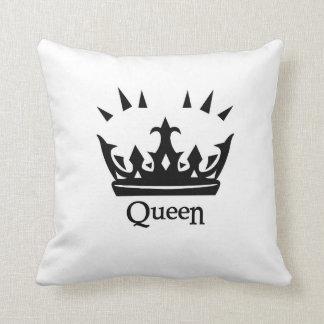 女王の王冠の装飾用クッション クッション