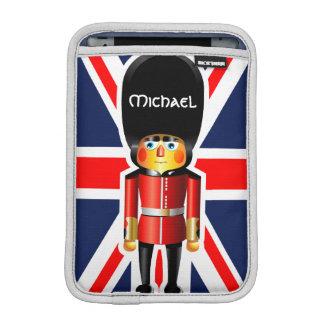 女王の監視兵士の漫画 iPad MINIスリーブ