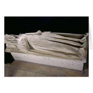 女王のBerthe墓 カード