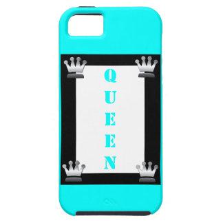 女王のiPhone 5/5S、Vibeの場合 iPhone SE/5/5s ケース