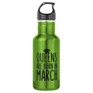 女王は3月に生まれます ウォーターボトル