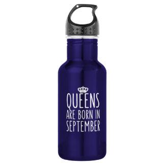 女王は9月に生まれます ウォーターボトル