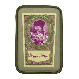 女王バチのフランスのな香水のiPad Miniの垂直 iPad Miniスリーブ