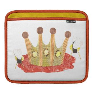女王バチの私パッドの袖 iPadスリーブ