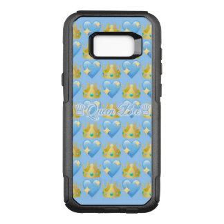 女王バチの(青い) Samsungの銀河系S8+ オッターボックスの場合 オッターボックスコミューターSamsung Galaxy S8+ ケース