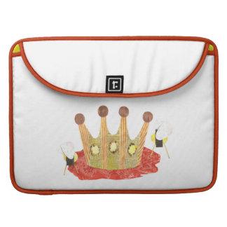 女王バチのMacbookのプロ袖 MacBook Proスリーブ