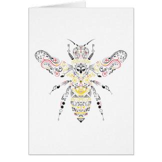 女王バチ カード