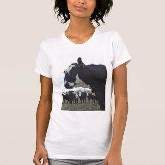 女王牛ティー Tシャツ