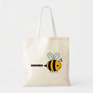 女王蜂のバッグ トートバッグ