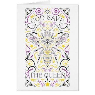 女王陛下万歳 カード