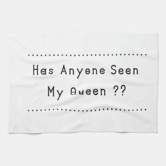 女王 キッチンタオル