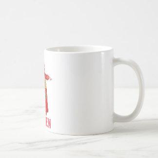 女王 コーヒーマグカップ