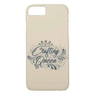 女王- Iphoneの場合--を制作します iPhone 8/7ケース
