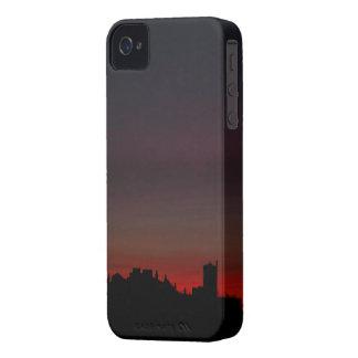 女王、NYの夜空 Case-Mate iPhone 4 ケース