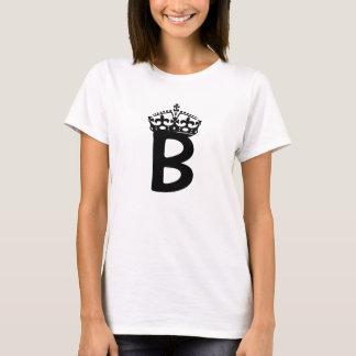 女王B Tシャツ