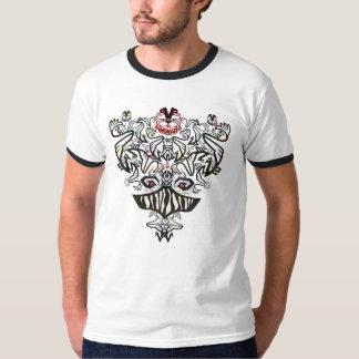 女王Berd Tシャツ