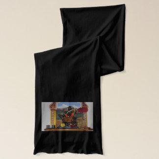 女神のDurgaのスカーフ スカーフ