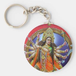 女神Durga キーホルダー