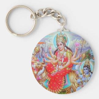 女神Durga Ji キーホルダー