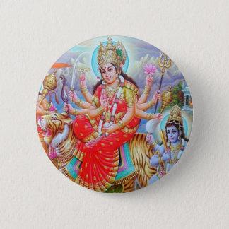 女神Durga Ji 缶バッジ