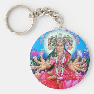 女神Gayatri Devi キーホルダー