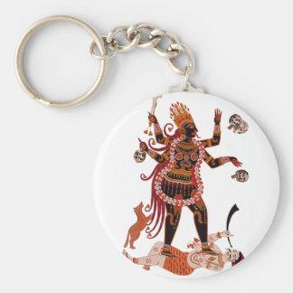 女神Kali キーホルダー