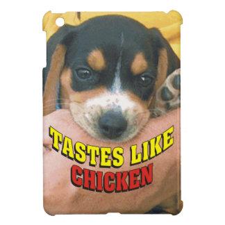 好みは鶏のビーグル犬の子犬を好みます iPad MINIケース