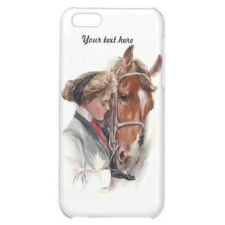 好み 馬 iPhone5Cケース
