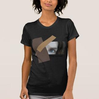 好奇心が強い滞在 Tシャツ