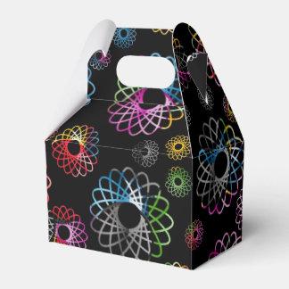 好意かギフト用の箱- Spirographはブラックマジックに会います フェイバーボックス
