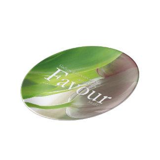 好意の磁器のコレクタ板 磁器プレート