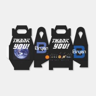 好意箱の惑星、宇宙、地球 フェイバーボックス