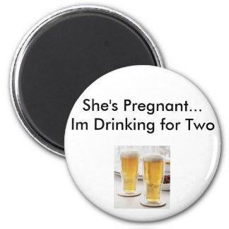 妊娠の弁解 マグネット