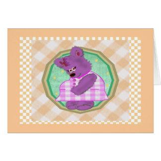 妊娠の発表 カード