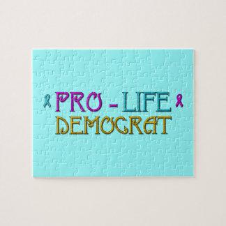 妊娠中絶反対の民主党員 ジグソーパズル