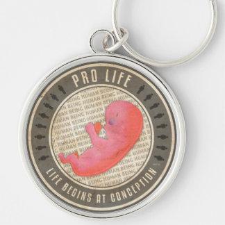 妊娠中絶反対 キーホルダー