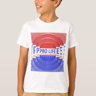 妊娠中絶反対 Tシャツ