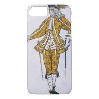 妖精のカナリアのPageboyのためのデザインを、のために着せて下さい iPhone 8/7ケース