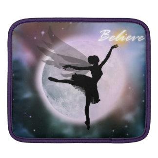 妖精のダンスのiPadの袖を信じて下さい iPadスリーブ