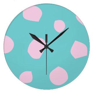 妖精のフロスの時計(大きい) ラージ壁時計