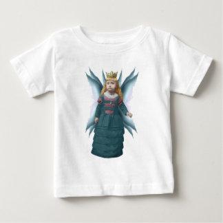 妖精のプリンセスの子供のワイシャツ ベビーTシャツ