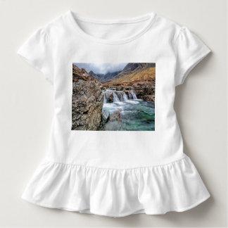 妖精のプール、壊れやすい谷間Skyeの島 トドラーTシャツ
