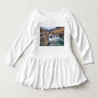 妖精のプール、壊れやすい谷間Skyeの島 ドレス