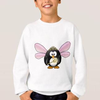 妖精のペンギン スウェットシャツ